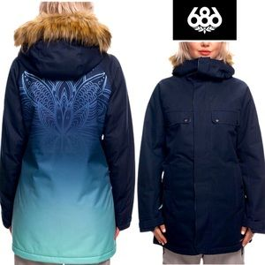 686 DREAM Snowboard Jacket Insulated